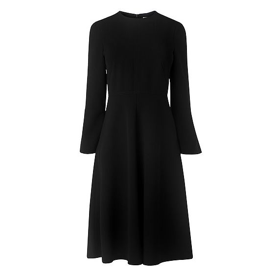 Caggie Black Dress