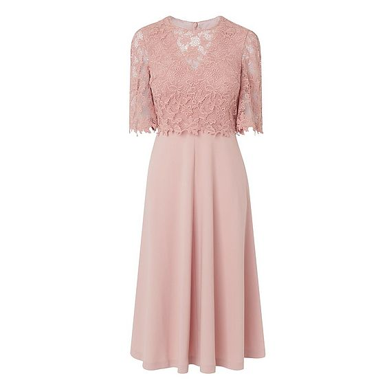 Etta Blush Dress