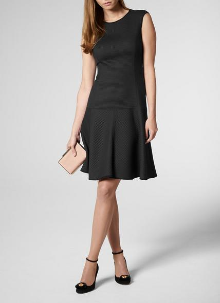 Fae Black Dress