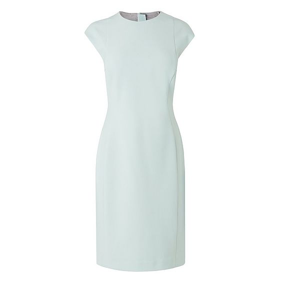 Laurela Aqua Dress
