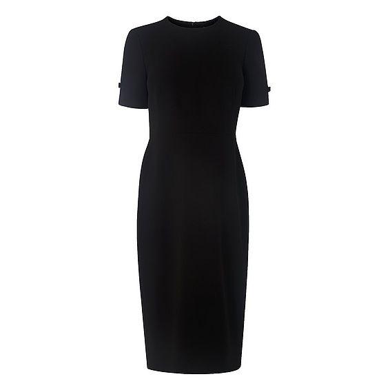 Trinu Black Dress