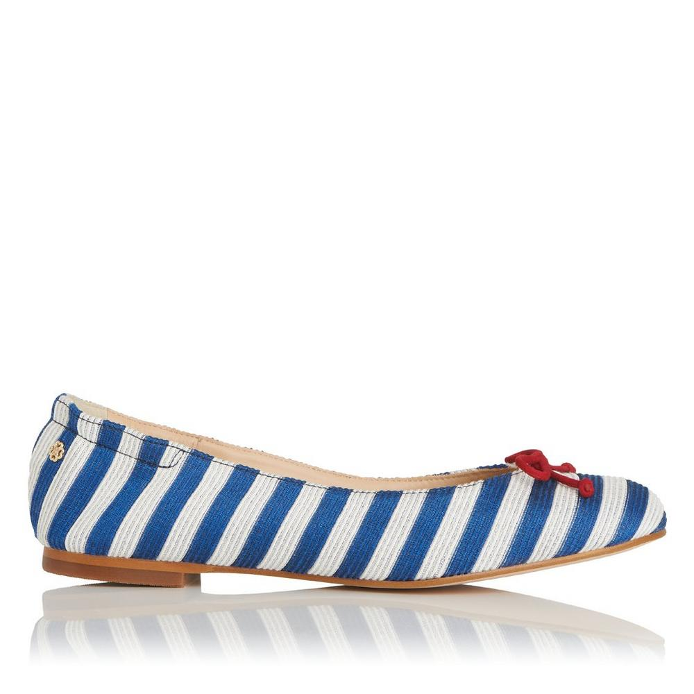 L.K. Bennett Savannah Flat Court Shoes, /