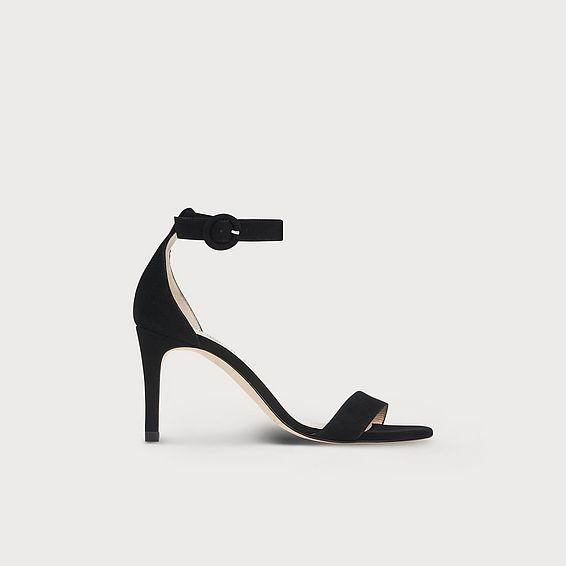 Dora Suede Sandals
