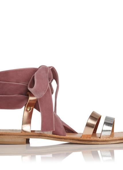 Harmonia Flat Sandals