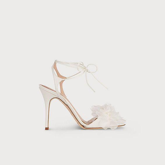 Summer Ivory Sandals