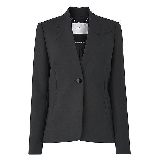 Lou Black Jacket