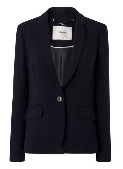 Rosanne Navy Jacket