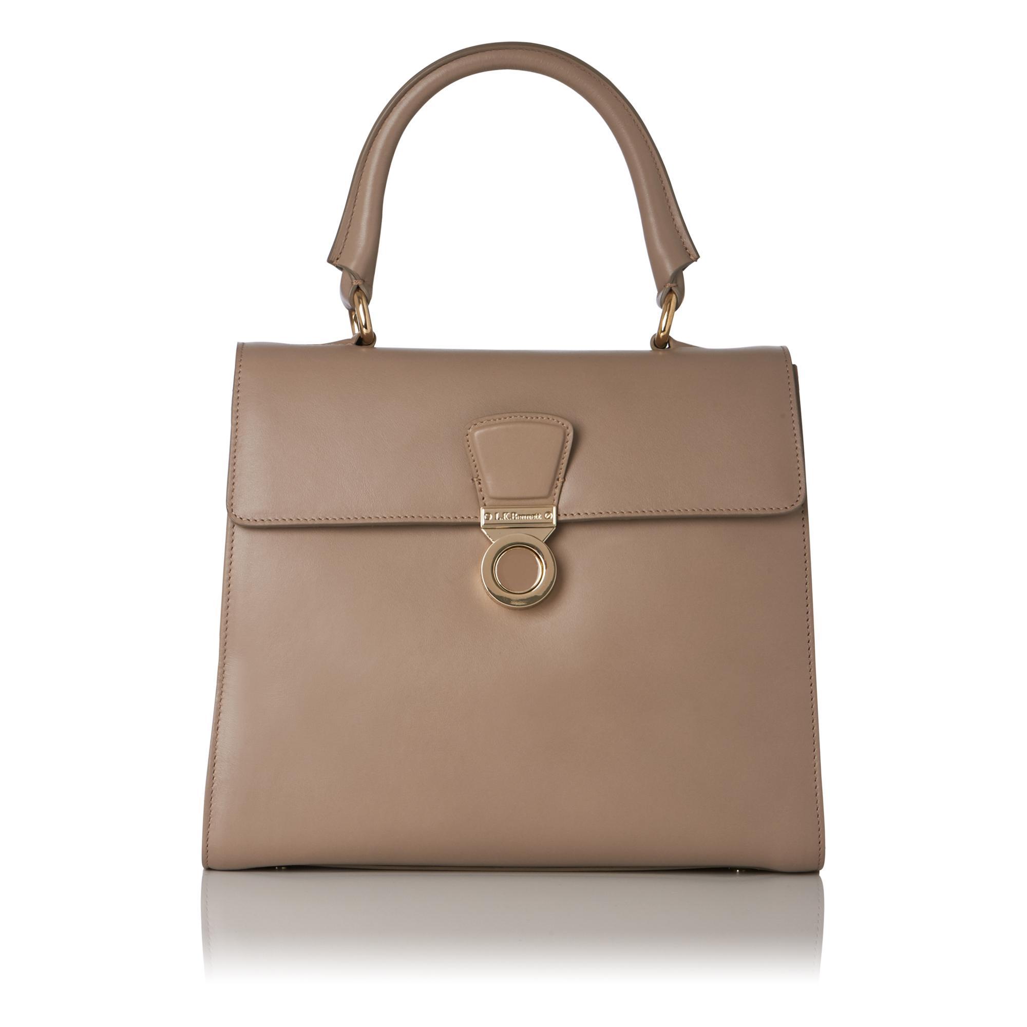 Amy Latte Shoulder Bag