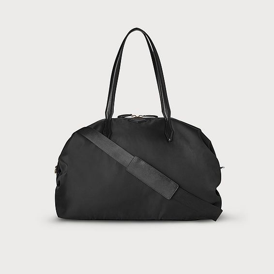 Isla Black Weekend Bag