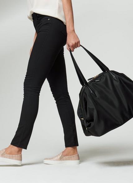 Isla Black Weekend Bag