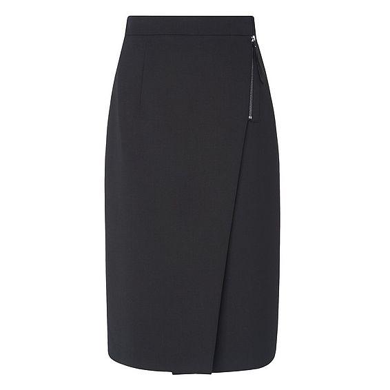 Lou Black Skirt