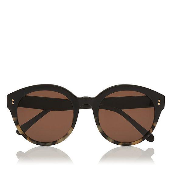 Adriana Black Sunglasses