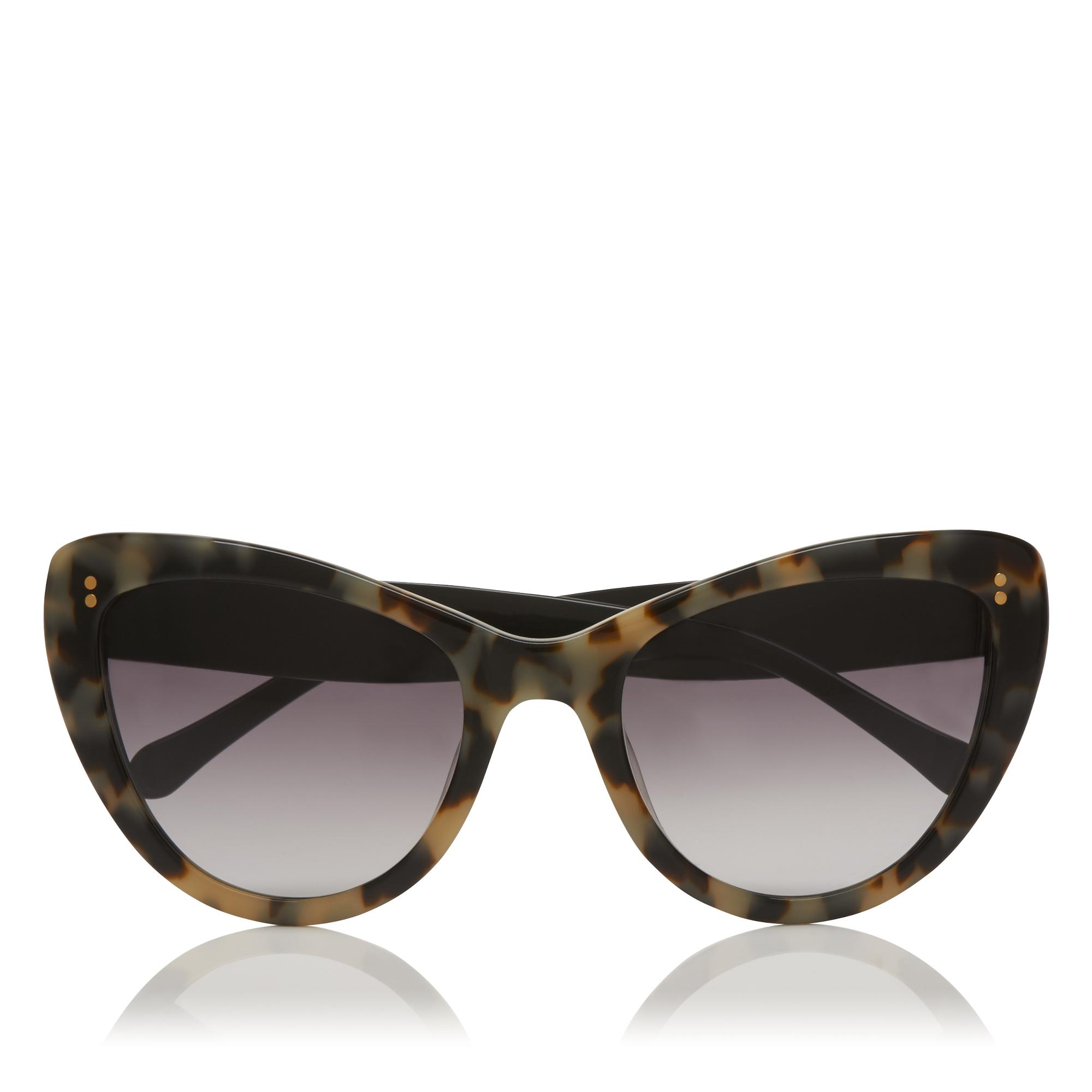 Alex Taupe Tortoiseshell Sunglasses