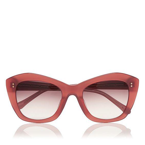 Avril Pink Sunglasses