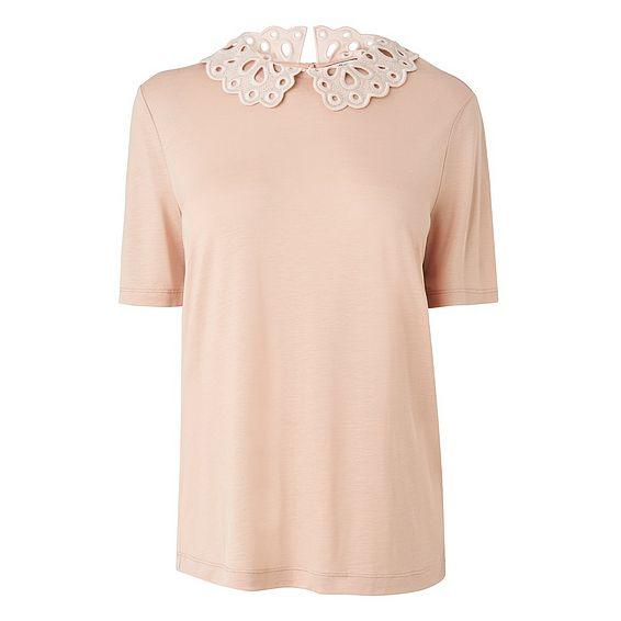 Cam Pink Jersey Top