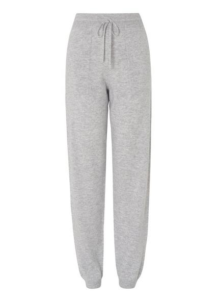 Mika Grey Wool Cashmere Trouser