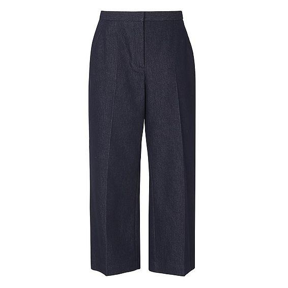 Reene Denim Cotton Trouser
