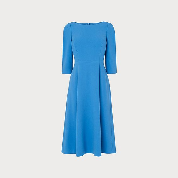 Lemoni Blue Dress