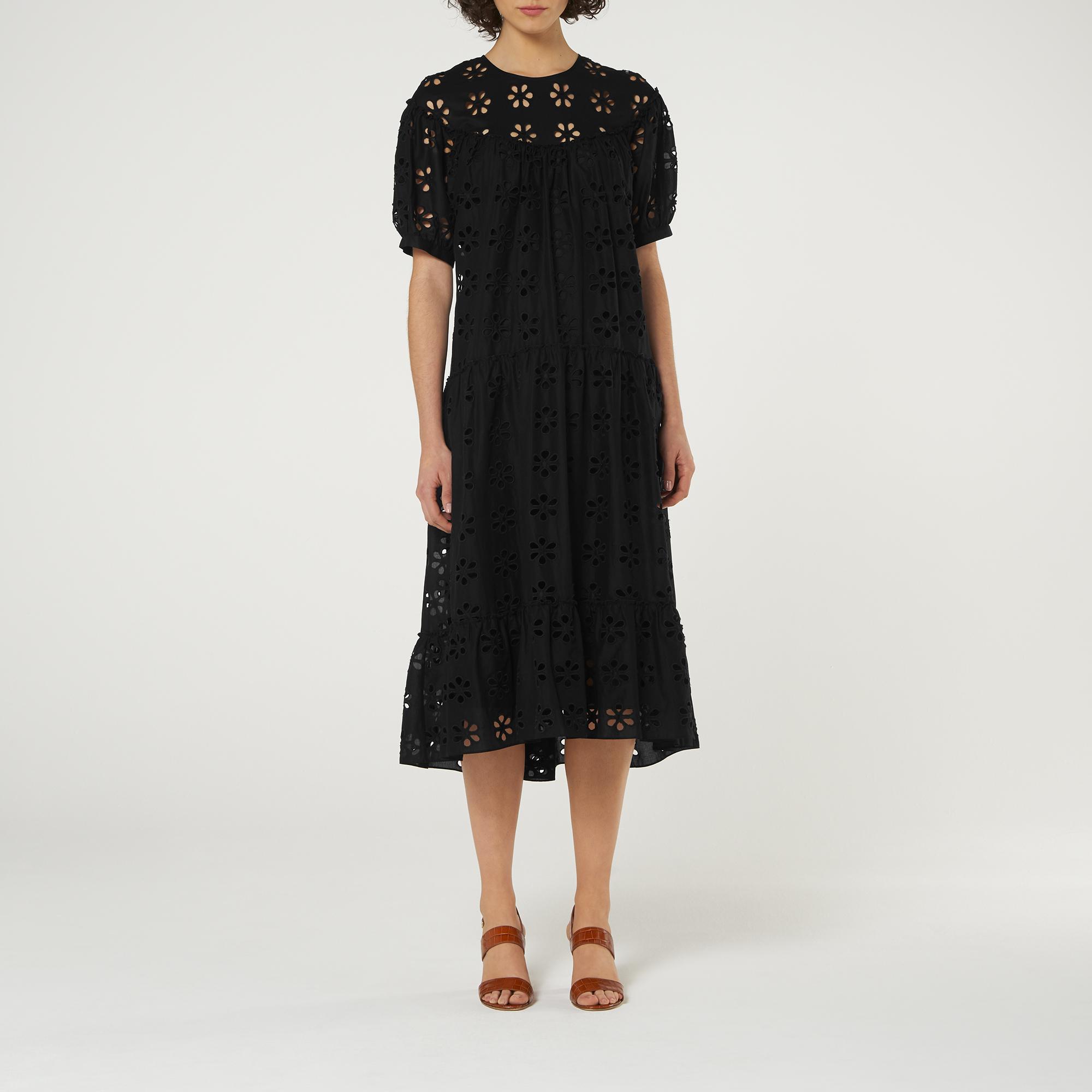 L-K-Bennett-Rego-Broderie-Anglaise-Cotton-Midi-Dress thumbnail 22