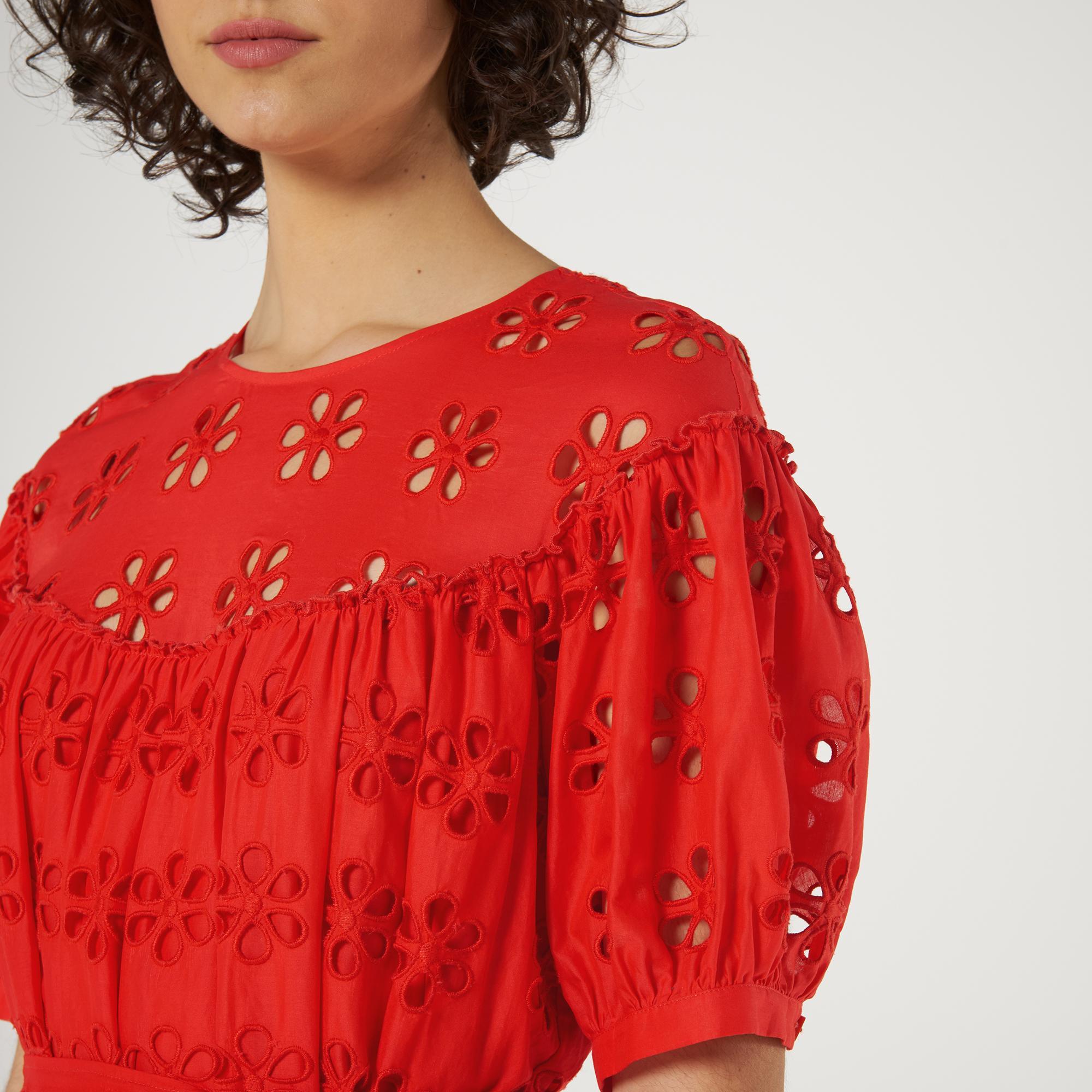 L-K-Bennett-Rego-Broderie-Anglaise-Cotton-Midi-Dress thumbnail 16