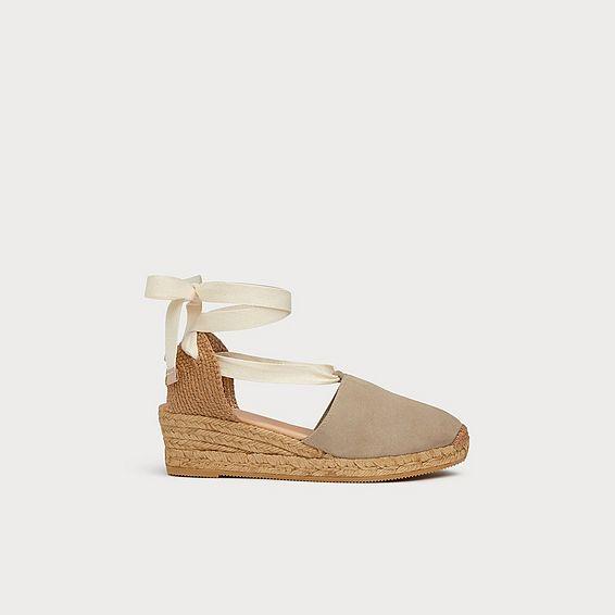 48328f4e948 Print Wedge Sandal Women's Luxury Shoes from L.K.Bennett, London