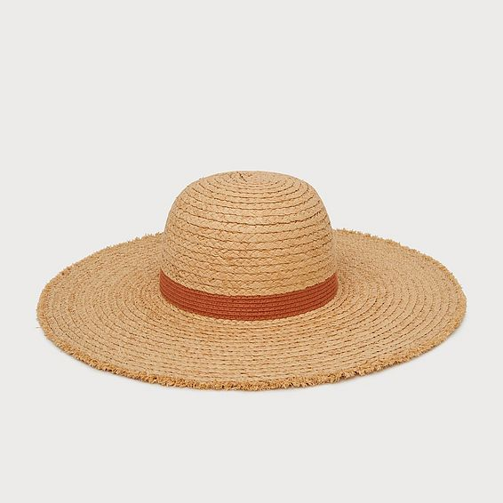 Lynn Raffia Hat
