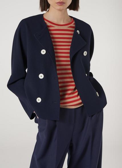 Parker Navy Jacket