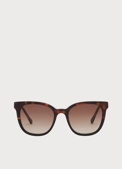 Iris Tortoiseshell Chunky Sunglasses