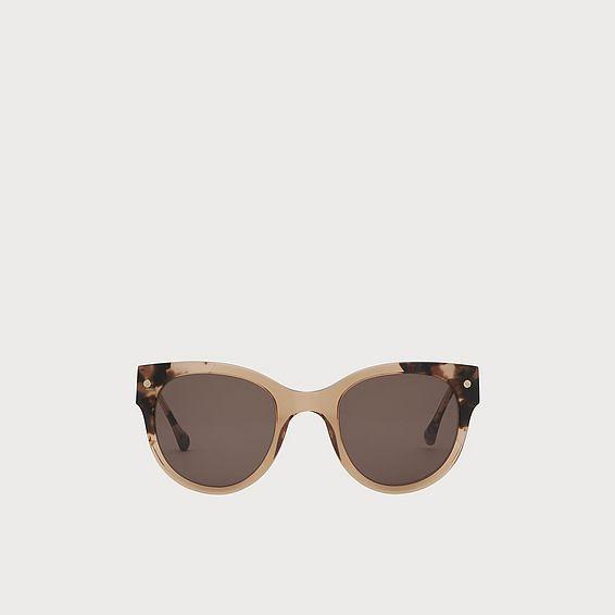 6fd9334138a Shop Now · Isabel Tortoiseshell And Blush Sunglasses
