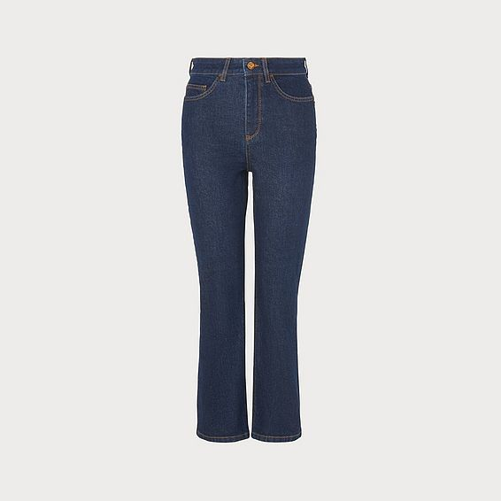 Devlin Kick Flare Jeans
