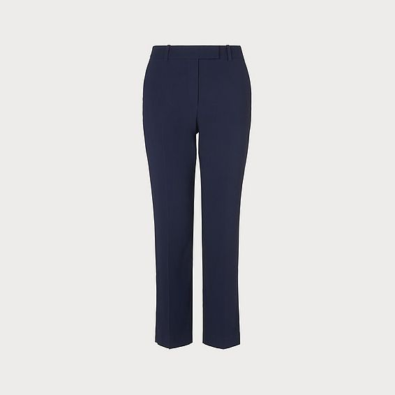 London Navy Tailored Trouser