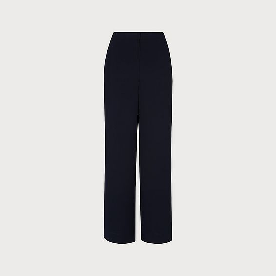 Scarlett Navy Trousers