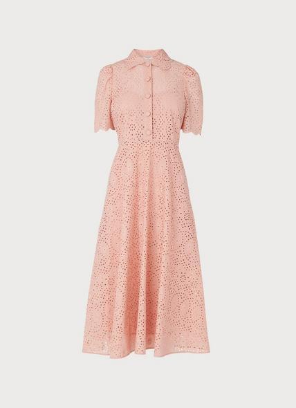 Grace Rose Cotton Dress