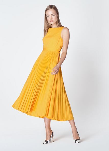 Patti Sunshine Cotton Dress
