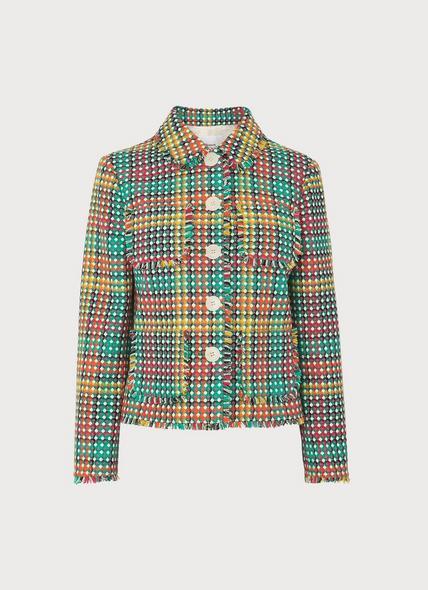 Bonnie Multi Tweed Jacket