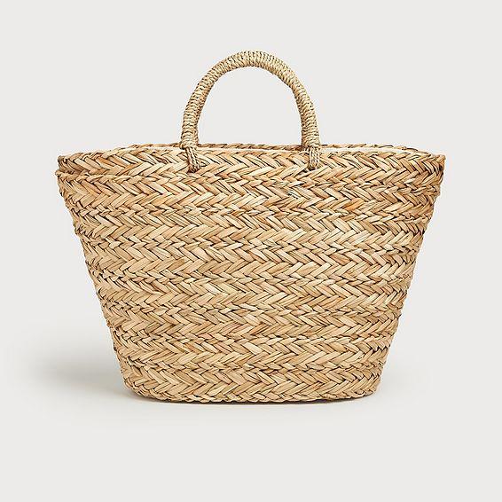 Leona Large Seagrass Basket