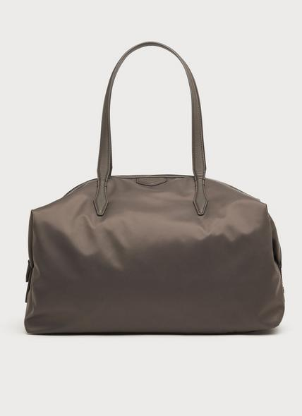 Marley Grey Nylon Weekend Bag