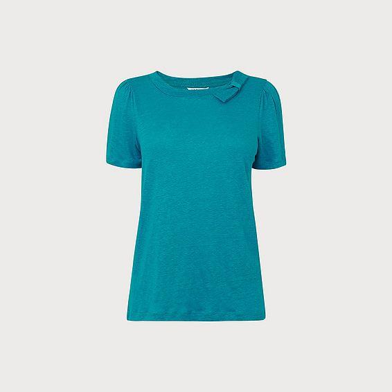 Jane Green Linen T-Shirt