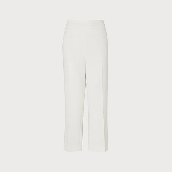 Millie Cream Trousers