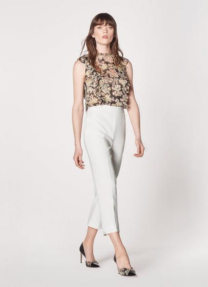 Millie Cream Trousers