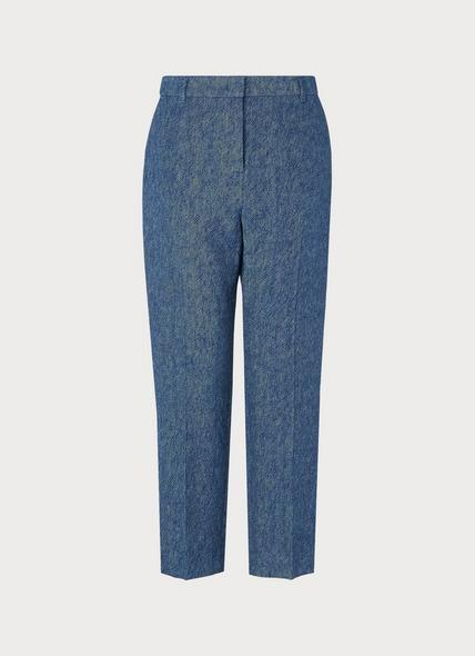 Wilson Tailored Denim Trousers