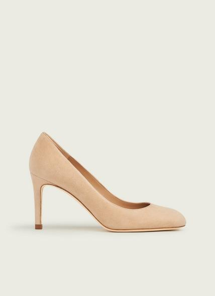 Fable Trench Suede Round Toe Courts