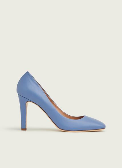 Fawn Hyacinth Leather Courts