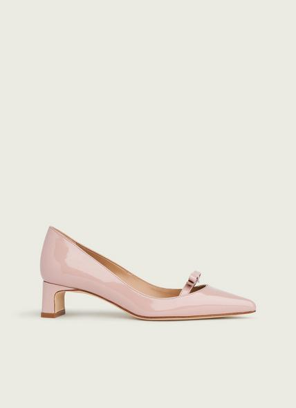 Faith Pink Patent Courts