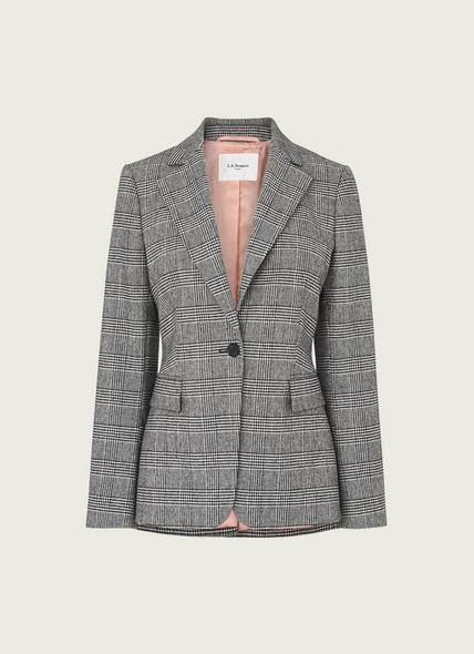 Darling Prince of Wales Check Blazer