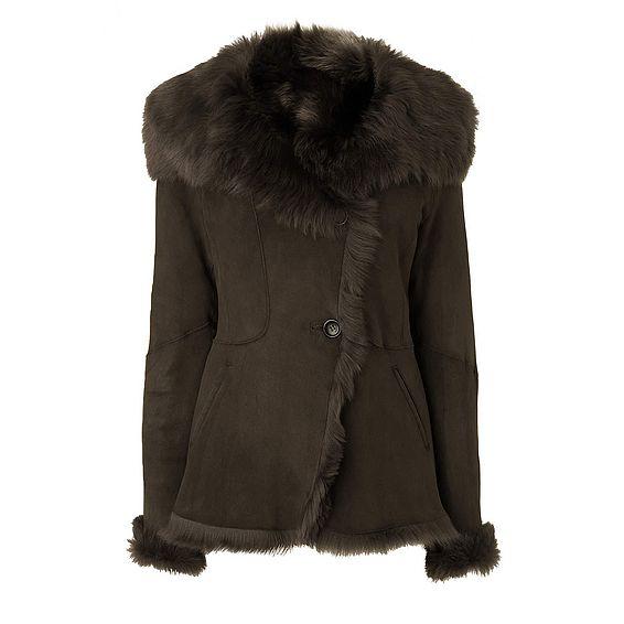 Darwin Sheepskin Jacket