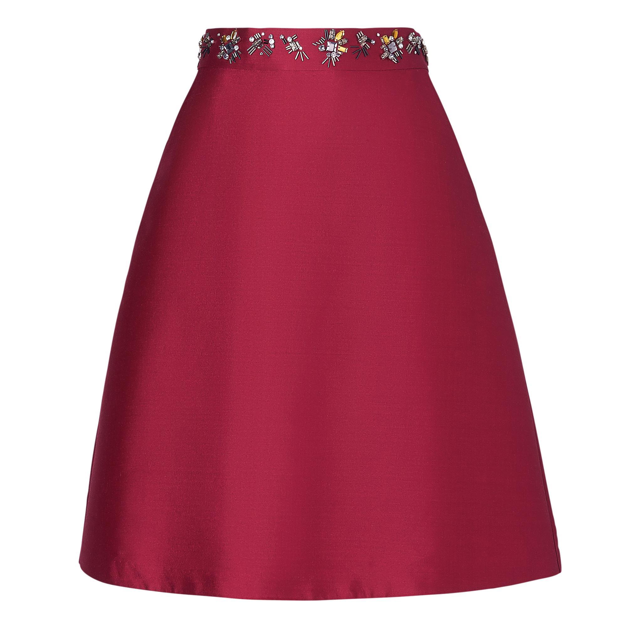 a35551de36493 Kent Embellished Skirt