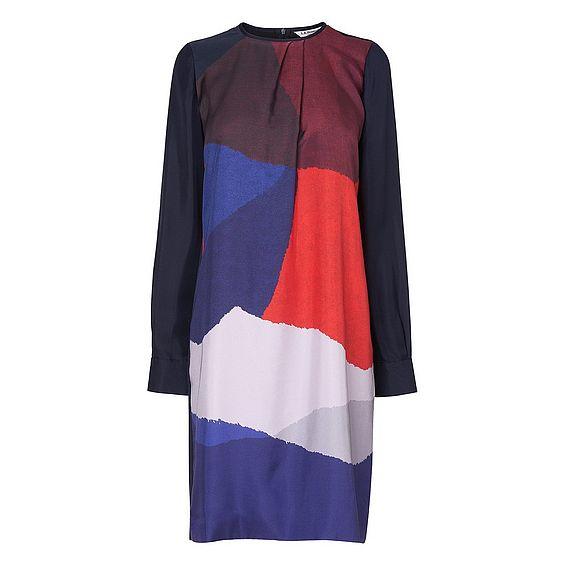 Karima Printed Dress