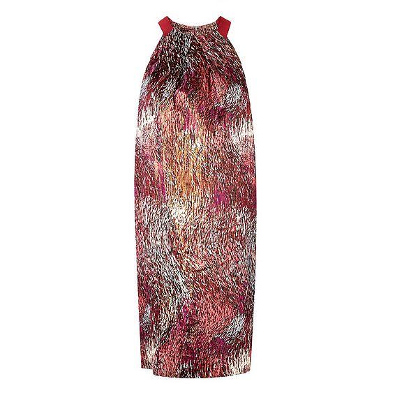 Yelena Lantern Dress