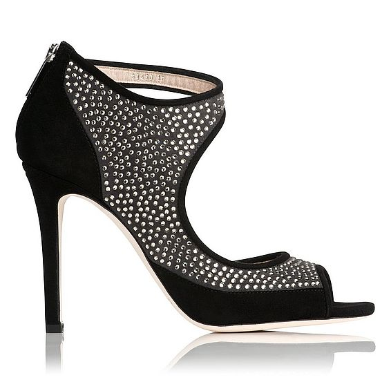 Georgia Swarovski Crystal Sandal